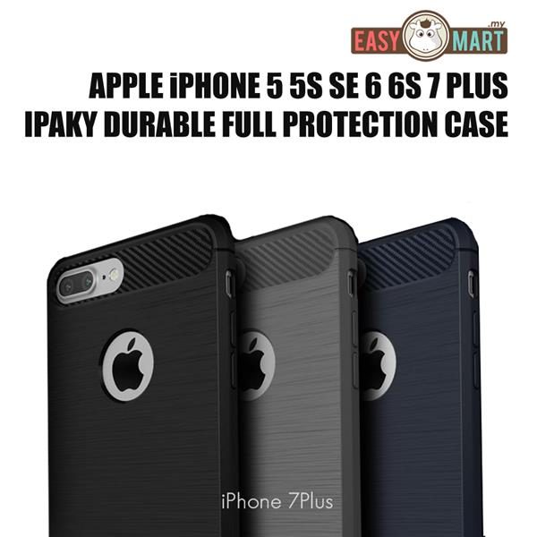 best cheap 90d5f 281e5 Apple iPhone 5 5S SE 6 6S 7 Plus Ipaky Durable Full Protection Case