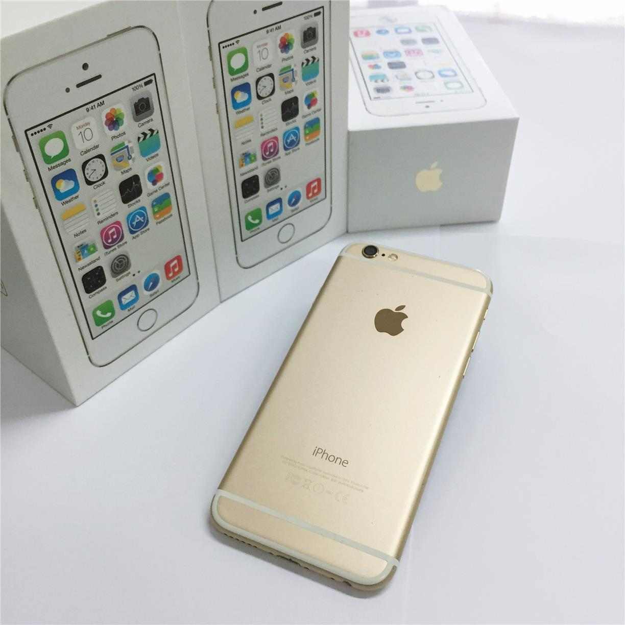 Apple iPhone 6 16GB Gold (end 4 29 2017 11 15 AM) 245a3d8b67