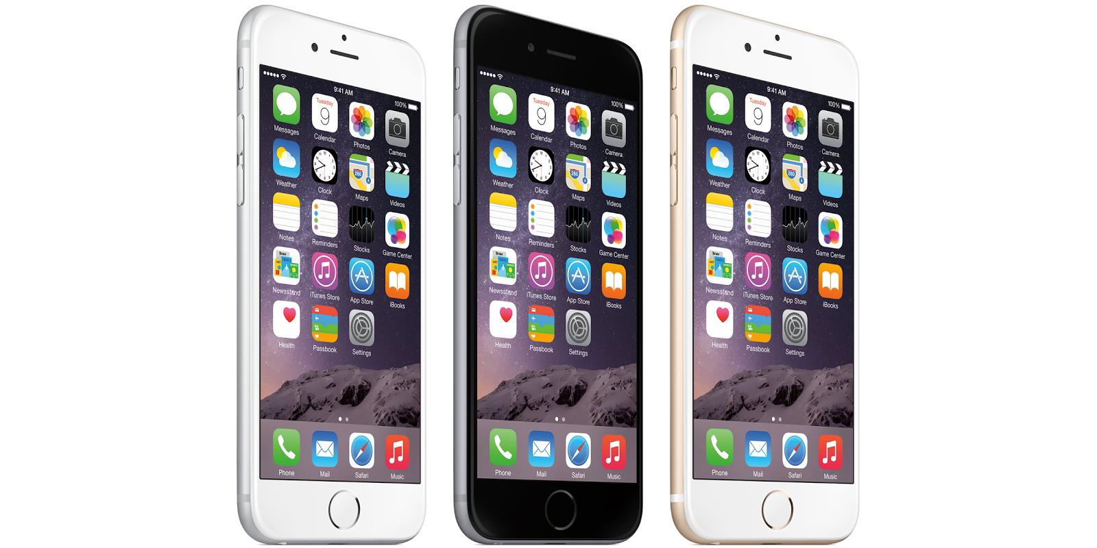 new product 25bcf 5a539 Apple iPhone 6 (32GB) Original Apple Msia set!