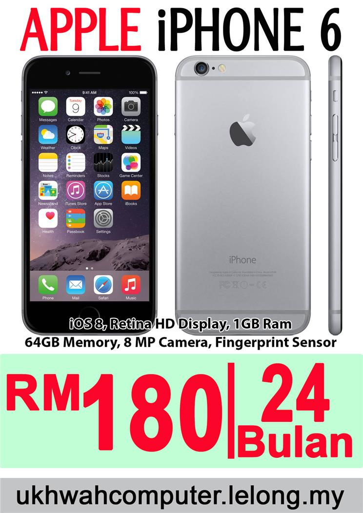 iphone 6 price apple store. apple iphone 6 64gb new orimalaysia instalment ansuran aeon 24 month iphone price store