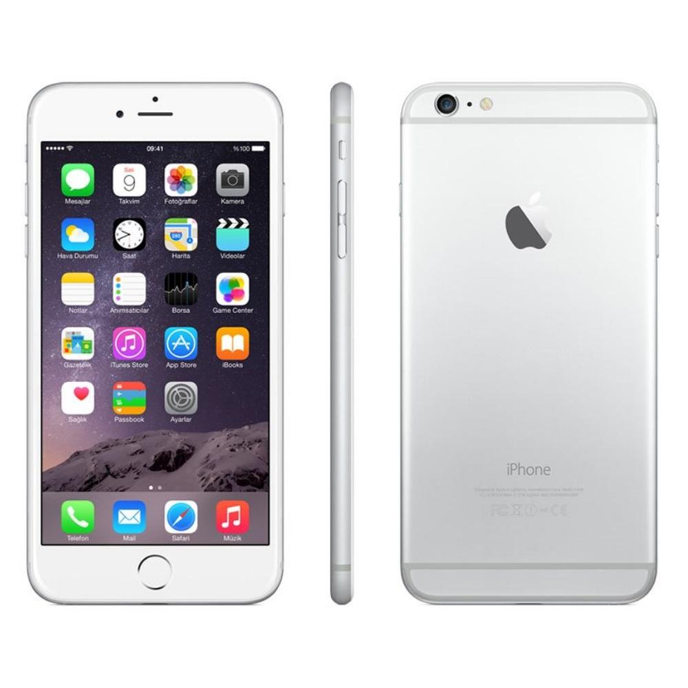 apple iphone 6 64gb unlocked silver c end 9 8 2018 8 15 pm. Black Bedroom Furniture Sets. Home Design Ideas