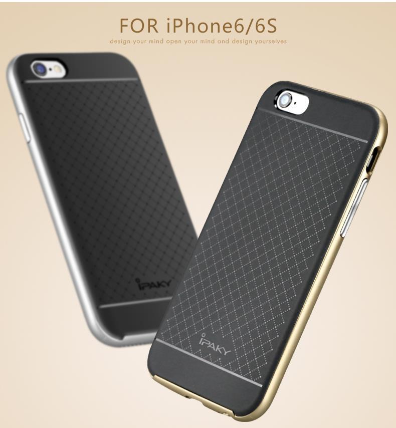 big sale 8514a 89270 Apple iPhone 6 6S 6 Plus Original iPaky Neo Hybrid Bumper Case Cover
