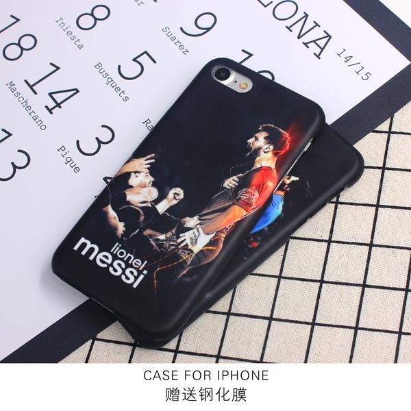 Apple iPhone 6/6s/6s+/6+ messi mobile protection casing case cover