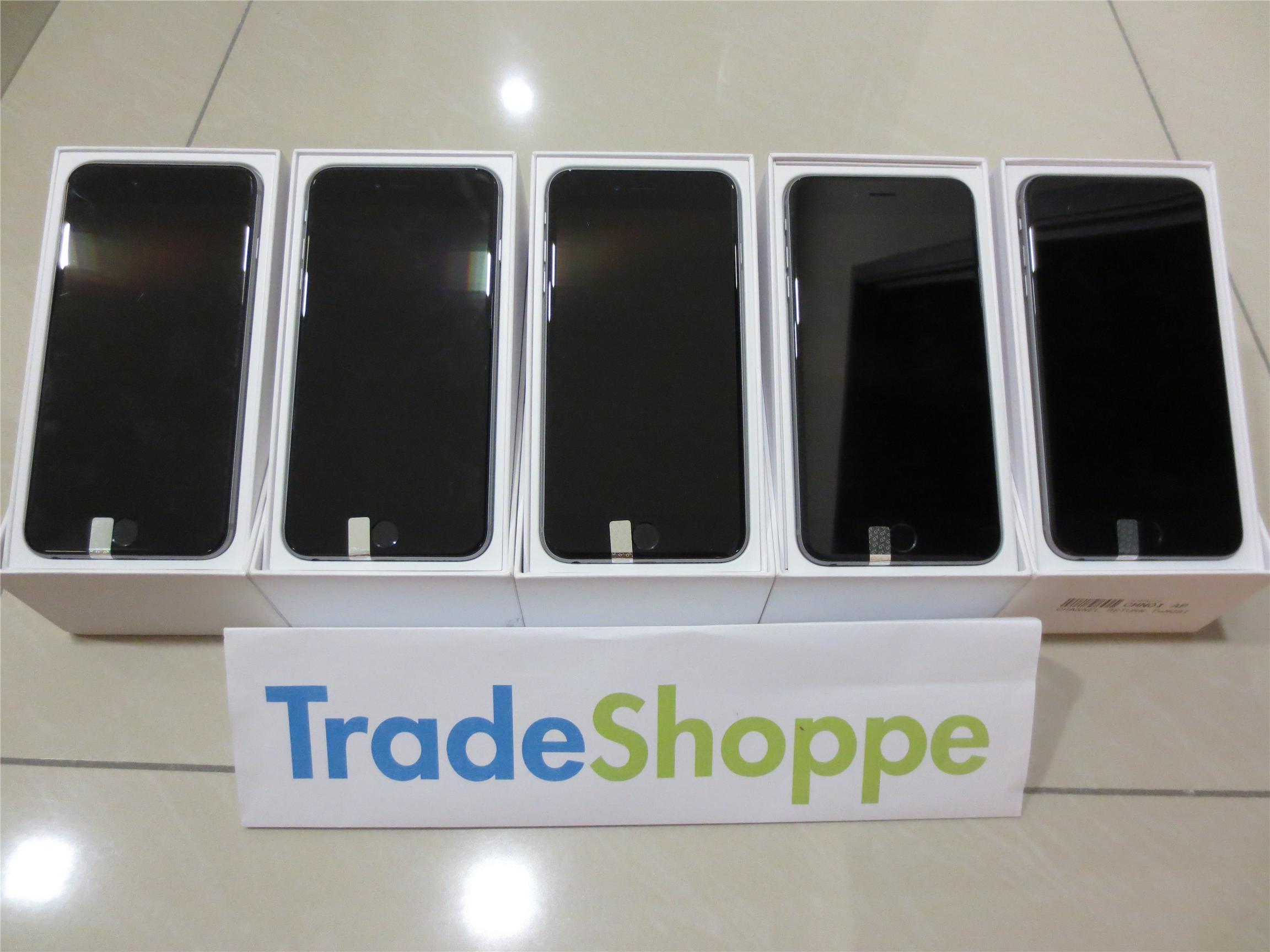 APPLE IPHONE 6 PLUS 16GB 64GB 128GB Used Good Conditon Set. ‹ › 05610050d1