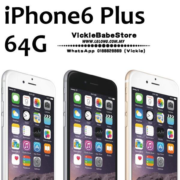 iphone 6 plus 64gb apple iphone 6 plus 64gb 5 5inch new end 5 6 2019 8 15 pm 15018