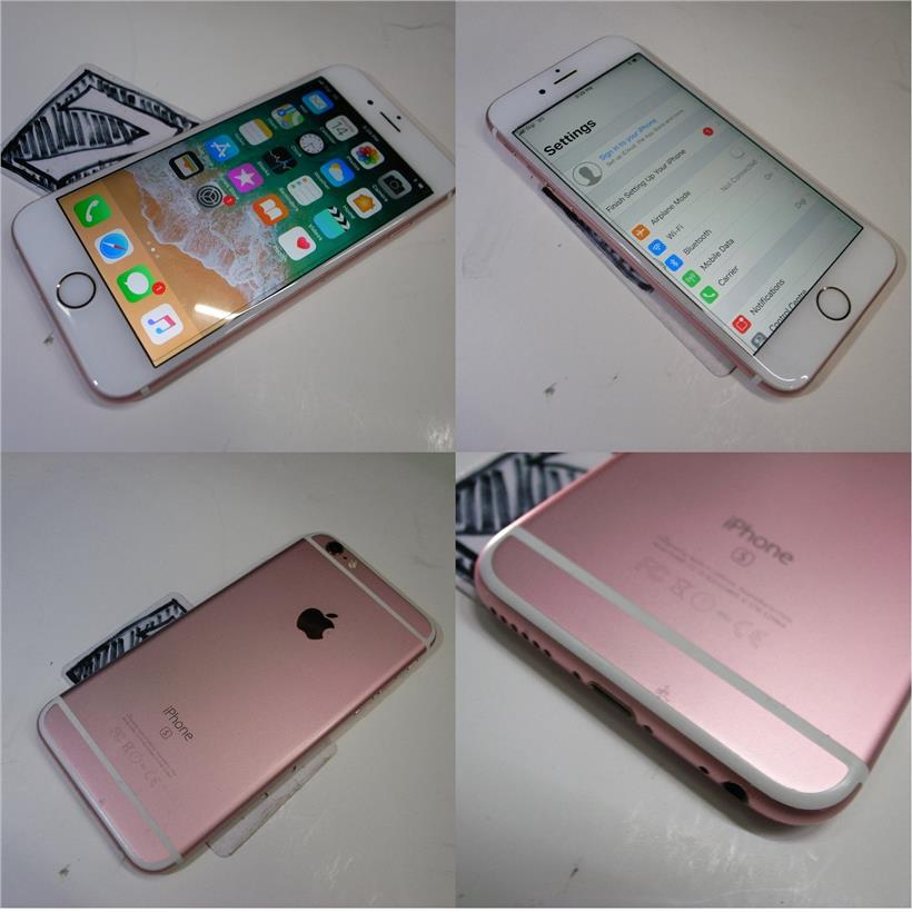 purchase cheap b116e cf15f Apple iPhone 6s 16GB Rose Gold Rm750