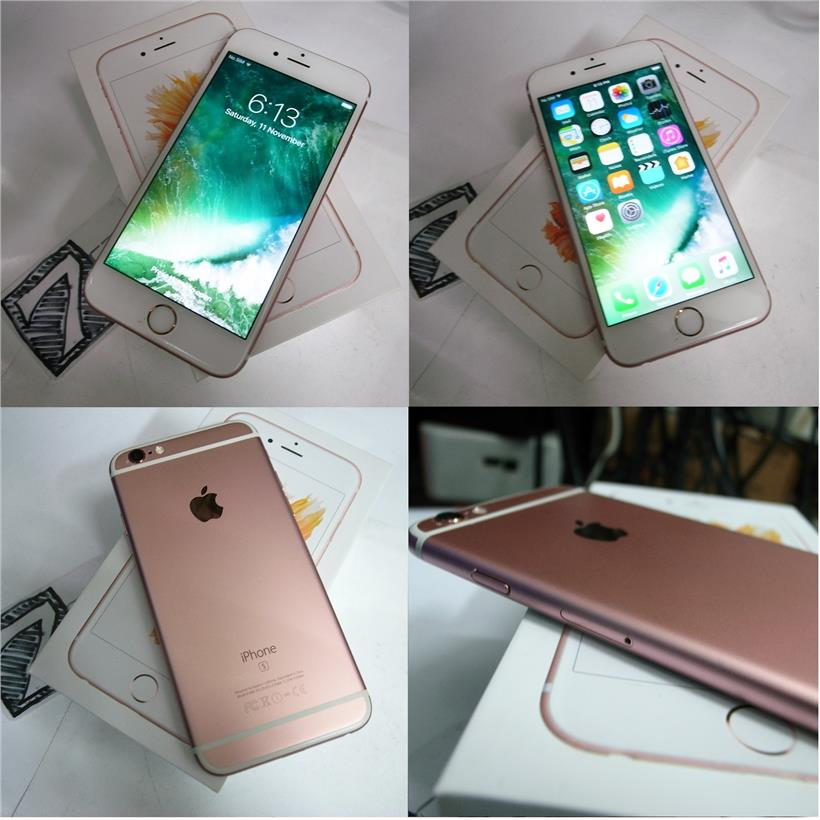Apple iPhone 6s 64GB Rose Gold Rm970 (end 12 6 2018 9 15 PM) 72d208a0a01