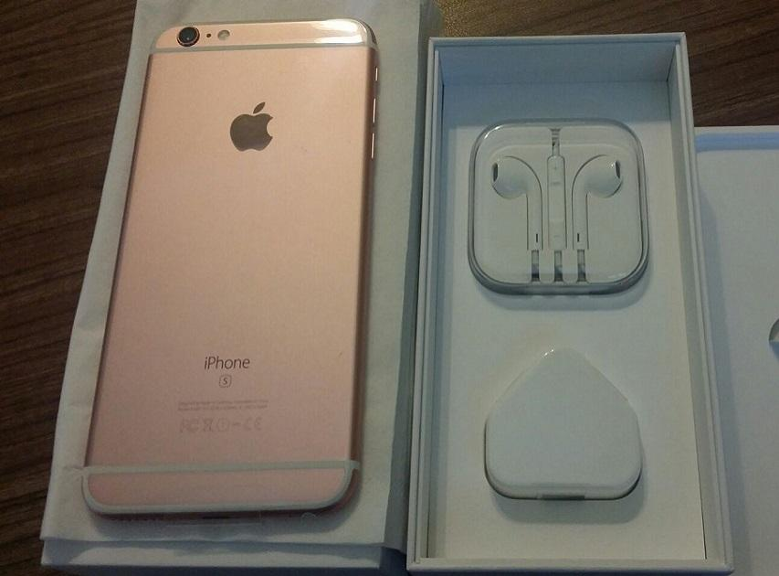 Iphone  Plus Included In Box