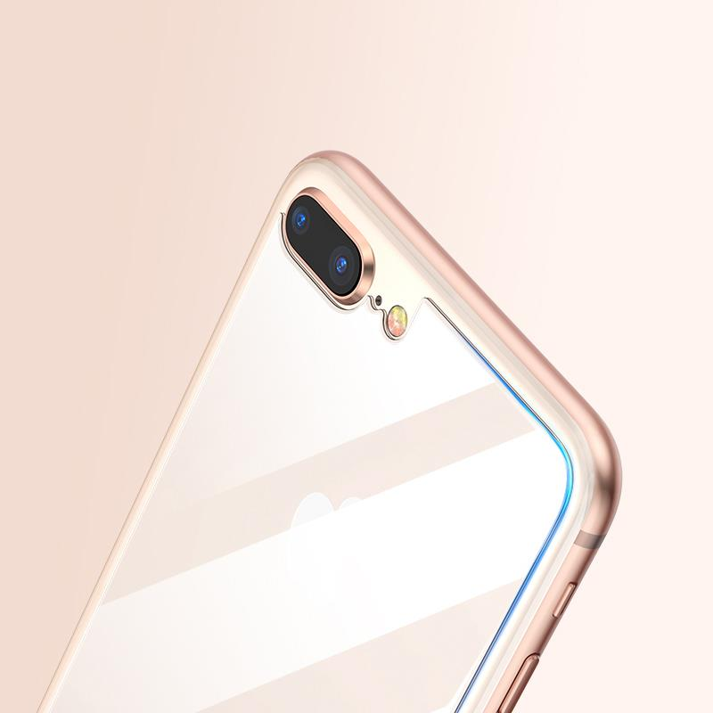 Apple iPhone 8 8+ X Plus Back Rear Tempered Glass