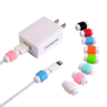 28d66511cf3249 APPLE iPhone USB Cable Data Lightning Saver Cord Clip iPhone6s 7 Plus