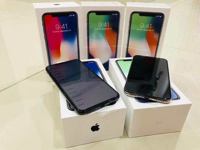 apple iphone x 256gb silver or grey end 1 8 2018 6 15 pm. Black Bedroom Furniture Sets. Home Design Ideas