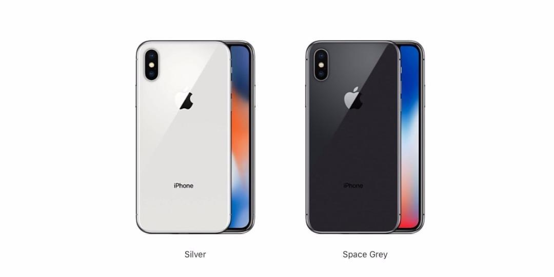 53f0c646602 Apple iPhone X 64GB - Silver (Malay (end 11 21 2019 3 15 PM)