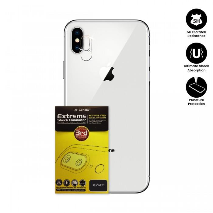 finest selection 52411 6ad74 APPLE IPHONE X ( IPHONE 10 ) CAMERA LENS PROTECTOR
