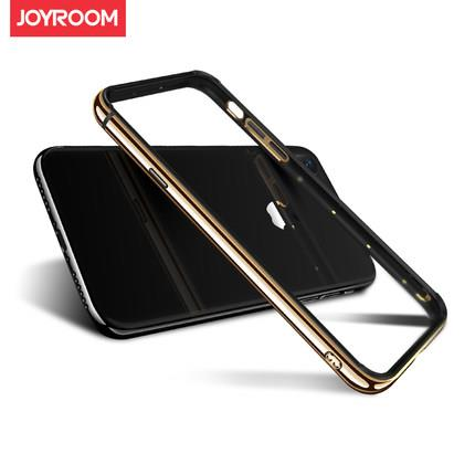 Apple iPhone X silicon frame phone protection case casing cover