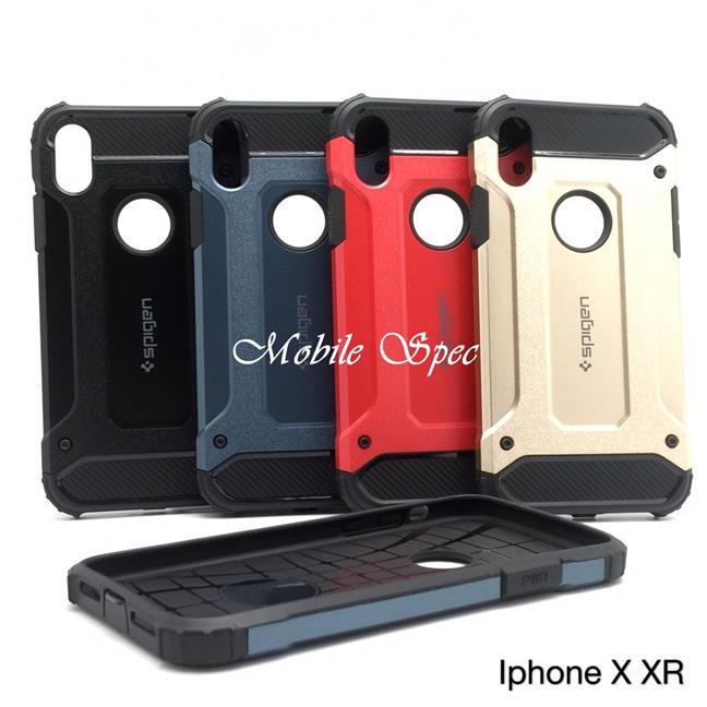 check out 8e998 d8a21 APPLE iPHONE X XR XS MAX SPIGEN TOUGH ARMOR TECH CUSHION CASE