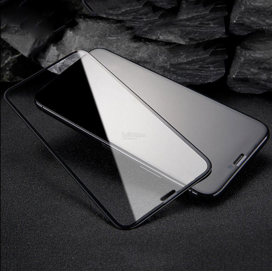 competitive price 396ed 9a41d Apple iPhone X XS 3D Full Cover Curved Tempered Glass Screen Protector