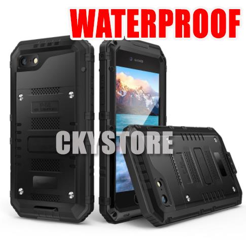 brand new 99cc3 291fa APPLE IPHONE X XS MAX XR 7 8 5 5S 6 6S PLUS WATERPROOF TOUGH Case