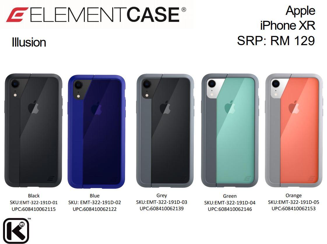 iphone xs max element case