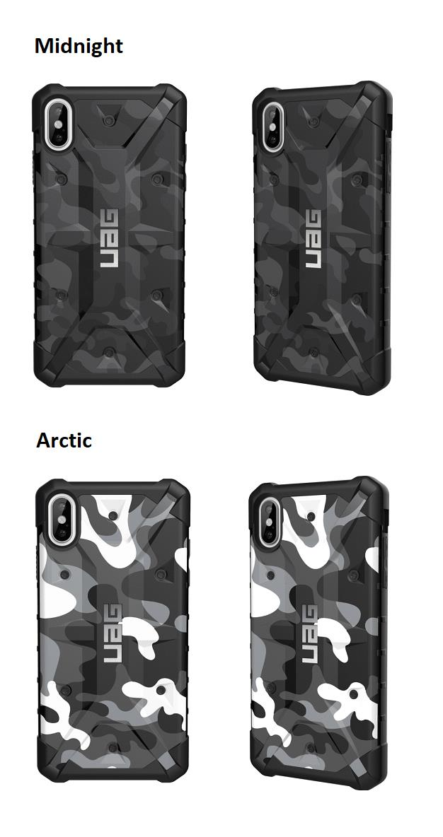 new product 1e20a 0c308 Apple iPhone XS Max / XS / XR / X UAG Pathfinder Camo Case Limited Ed.