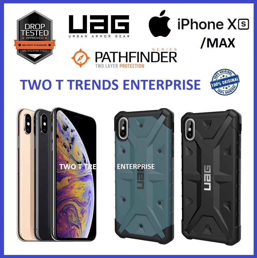 promo code 2a845 d2ff1 Apple iPhone XS Max / XS / XR / X UAG Pathfinder Case Bumper ORIGINAL