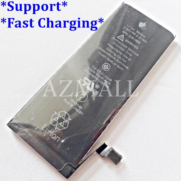 (Apple Japan PSE) 100% ORIGINAL ORI Fast Charge Battery iPhone 6 (4.7)