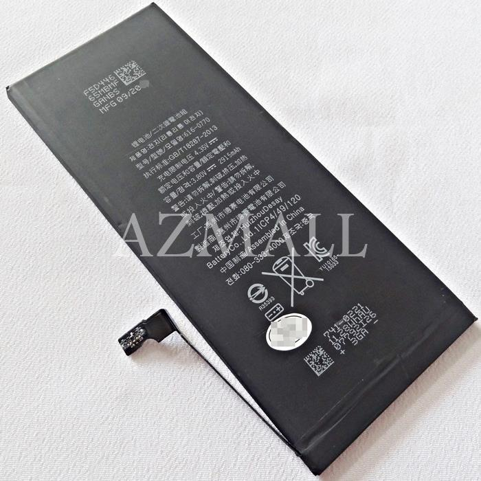 (Apple Japan PSE) 100% ORIGINAL ORI Fast Charge Battery iPhone 6 Plus