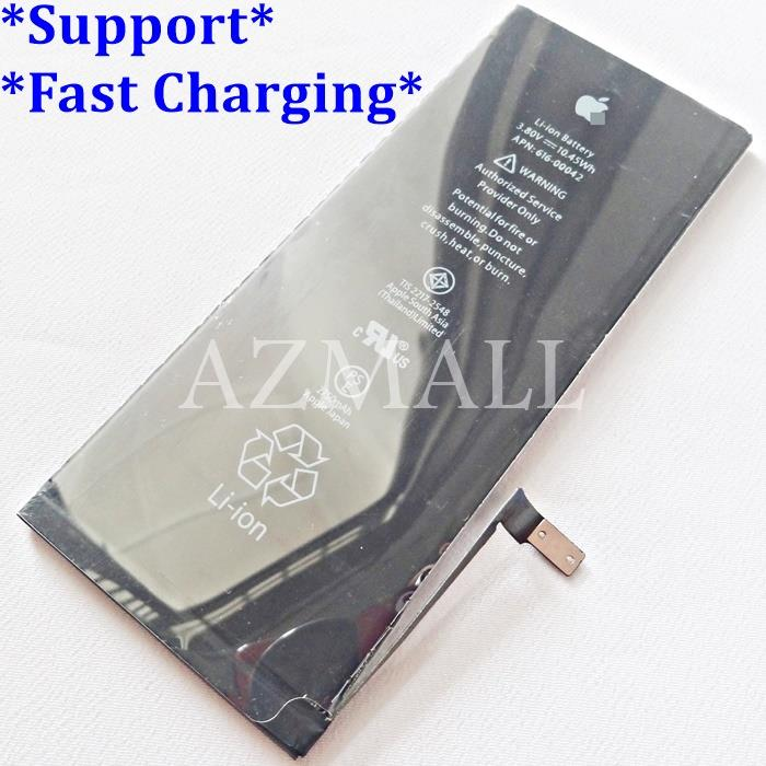 (Apple Japan PSE) 100% ORIGINAL ORI Fast Charge Battery iPhone 6S Plus
