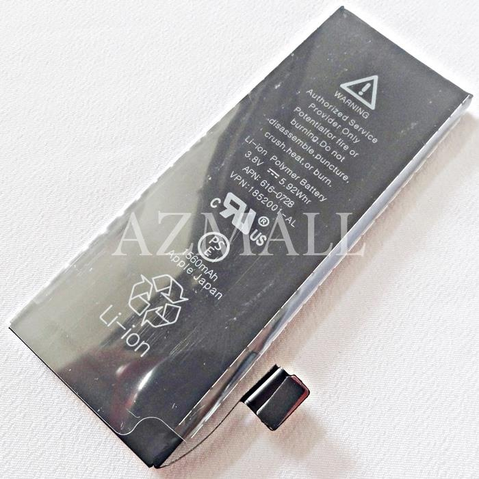 (Apple Japan PSE) Genuine ORI Battery for Apple iPhone 5S ~1560mAh