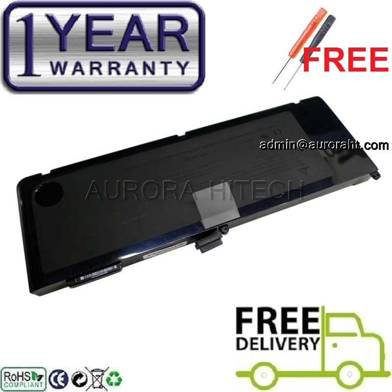 Apple Macbook 661-5211 661-5476 A1321 020-6766-B A1321-GS-06B Battery