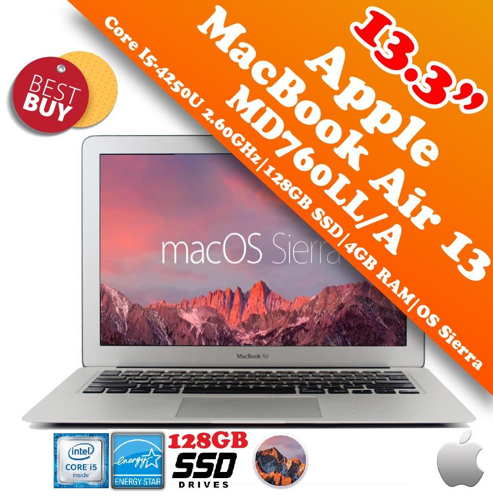 Apple Macbook Air 13 MD760LL/A (Mid-2013) Notebook Special Offer!!!