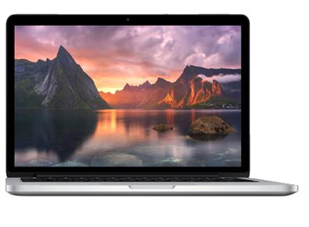 APPLE MACBOOK PRO 13 RETINA DISPLAY NOTEBOOK PC ( MF841ZP/A )