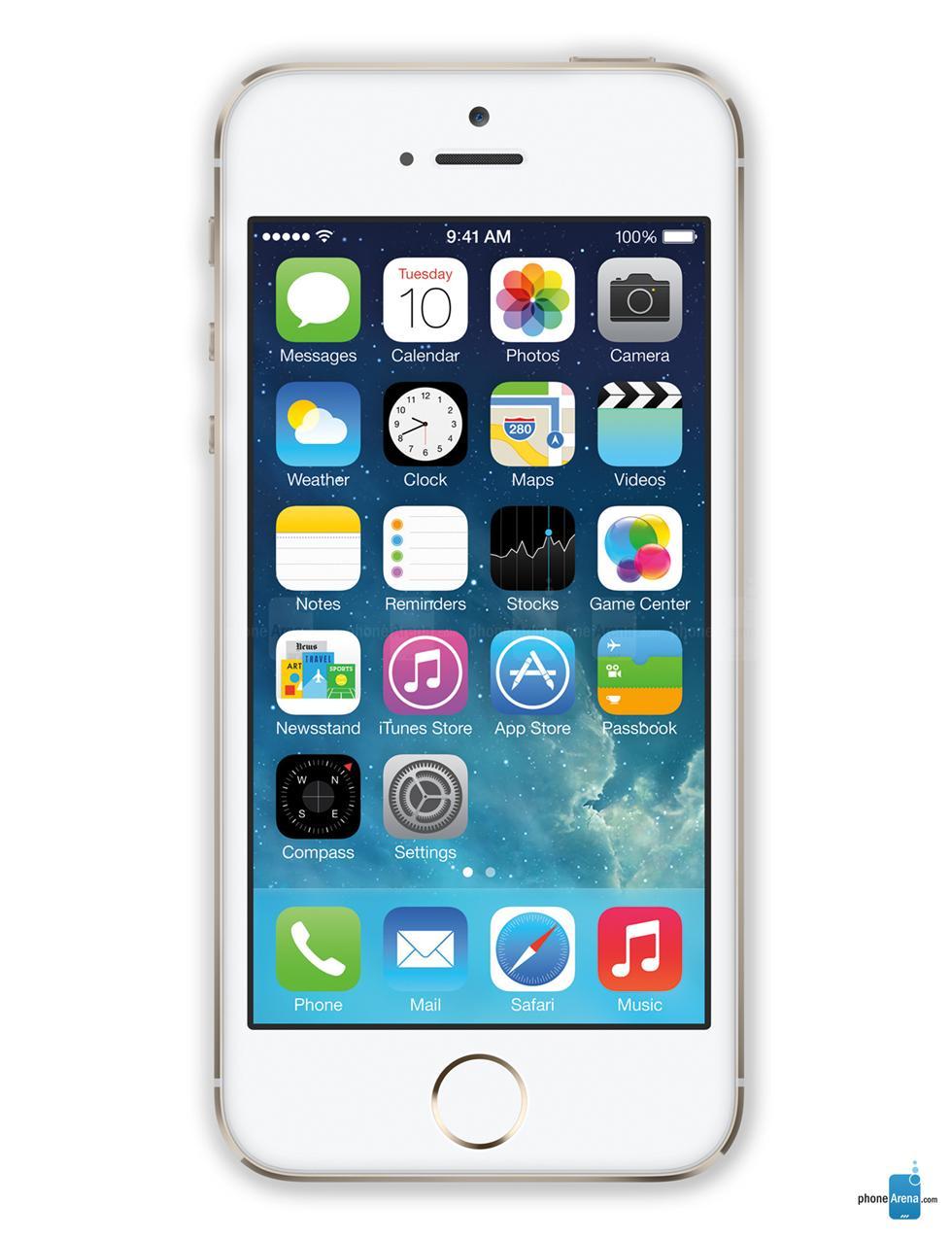 Apple ORI IPhone 5S 16GB Gold Silver Black HARGA ANSURAN AEON 24 BULAN