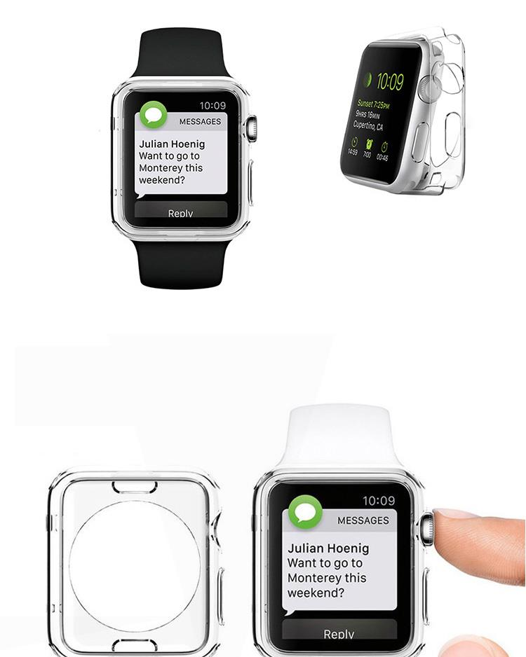 APPLE WATCH 2 ( 38MM ) SOFT CASE