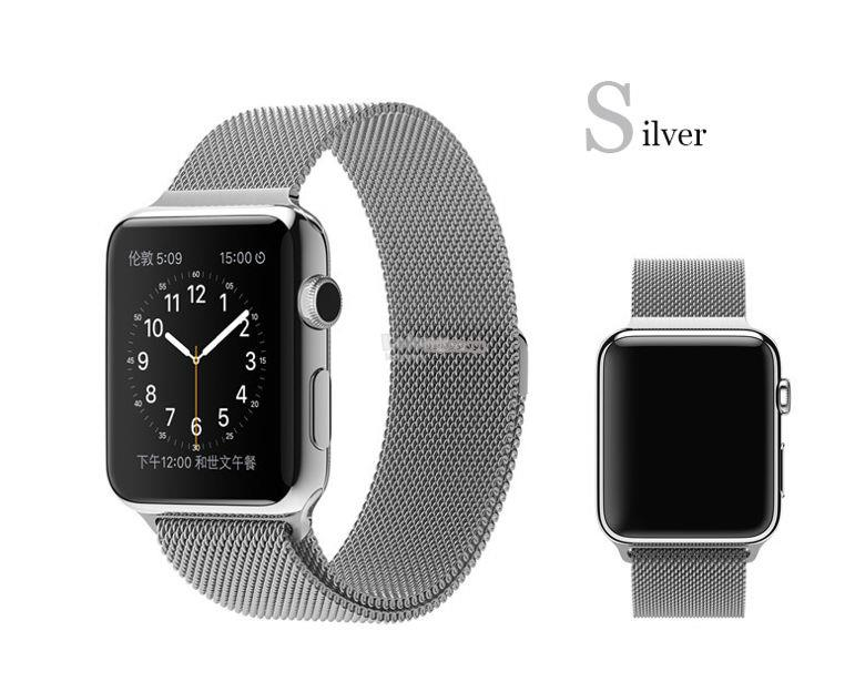 Apple Watch 38MM Milanese Loop / Metal Strap