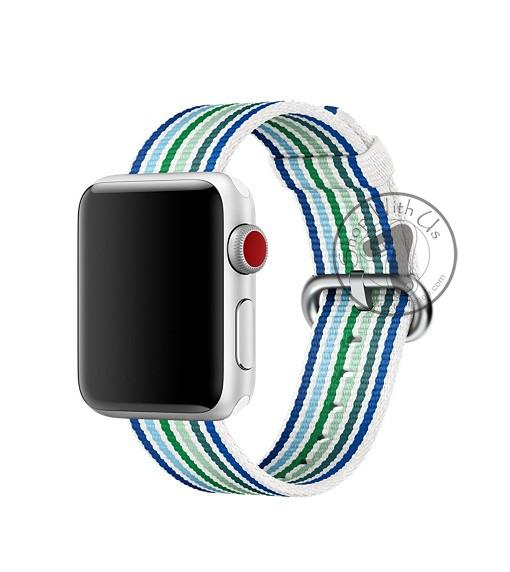 Apple Watch Alternative Woven Nylon Strap