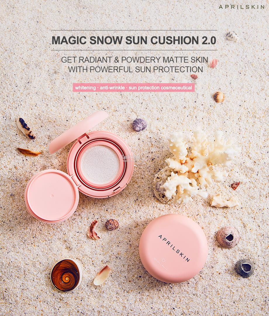 Aprilskin Magic Snow Sun Stick 18g