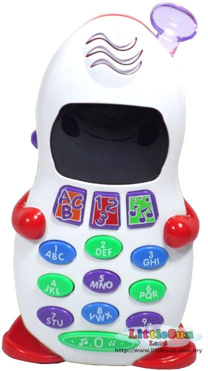 Aptitude & Learner phone (Educational Toy)