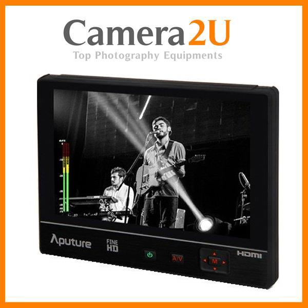 Aputure 7 inch Field Monitor 1920 x 1200 VS-2 FineHD for DSLR Camera