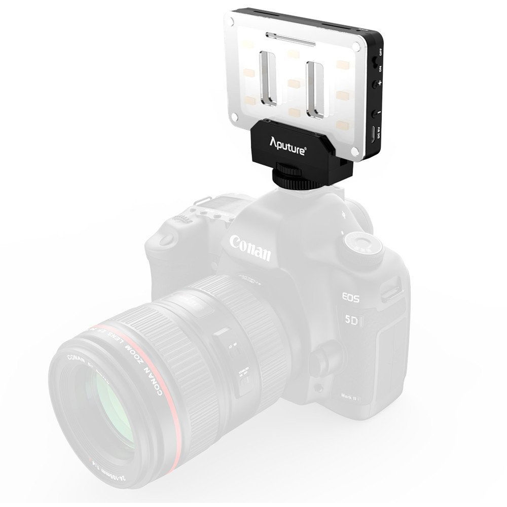 Aputure AL-M9 Amaran Pocket Size Daylight Balanced Video LED Light - 5500K