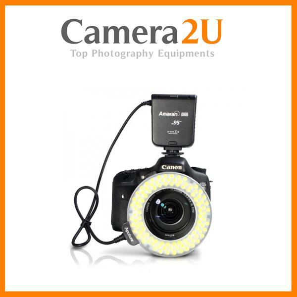 Aputure Amaran Halo AHL-H100 LED Ring Flash (Canon)