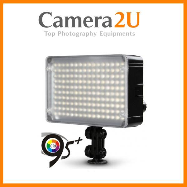 Aputure Amaran LED Video Light (AL-H160) for Video Camera and DSLR