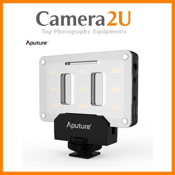 Aputure Pocketable LED Video Light AL-M9 ALM