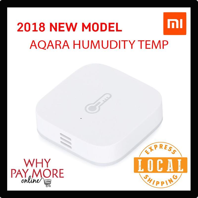 Aqara Temperature Humidity Sensor Smart Home Device