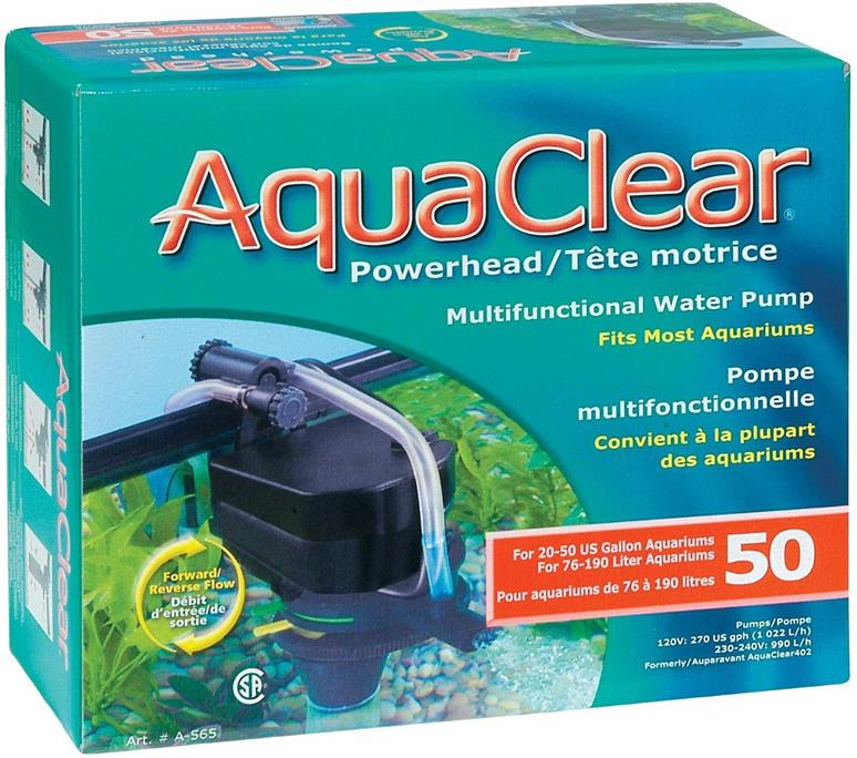 Aqua Clear Power Head 189L
