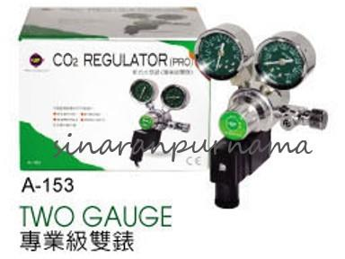 UP Aqua CO2 Regulator (Pro) Solenoid Control A-513