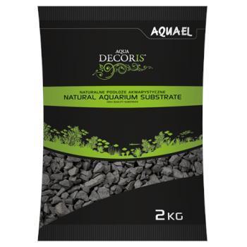 affordable aquael decoris basalt gravel aquarium decoration black inert sand with decoris