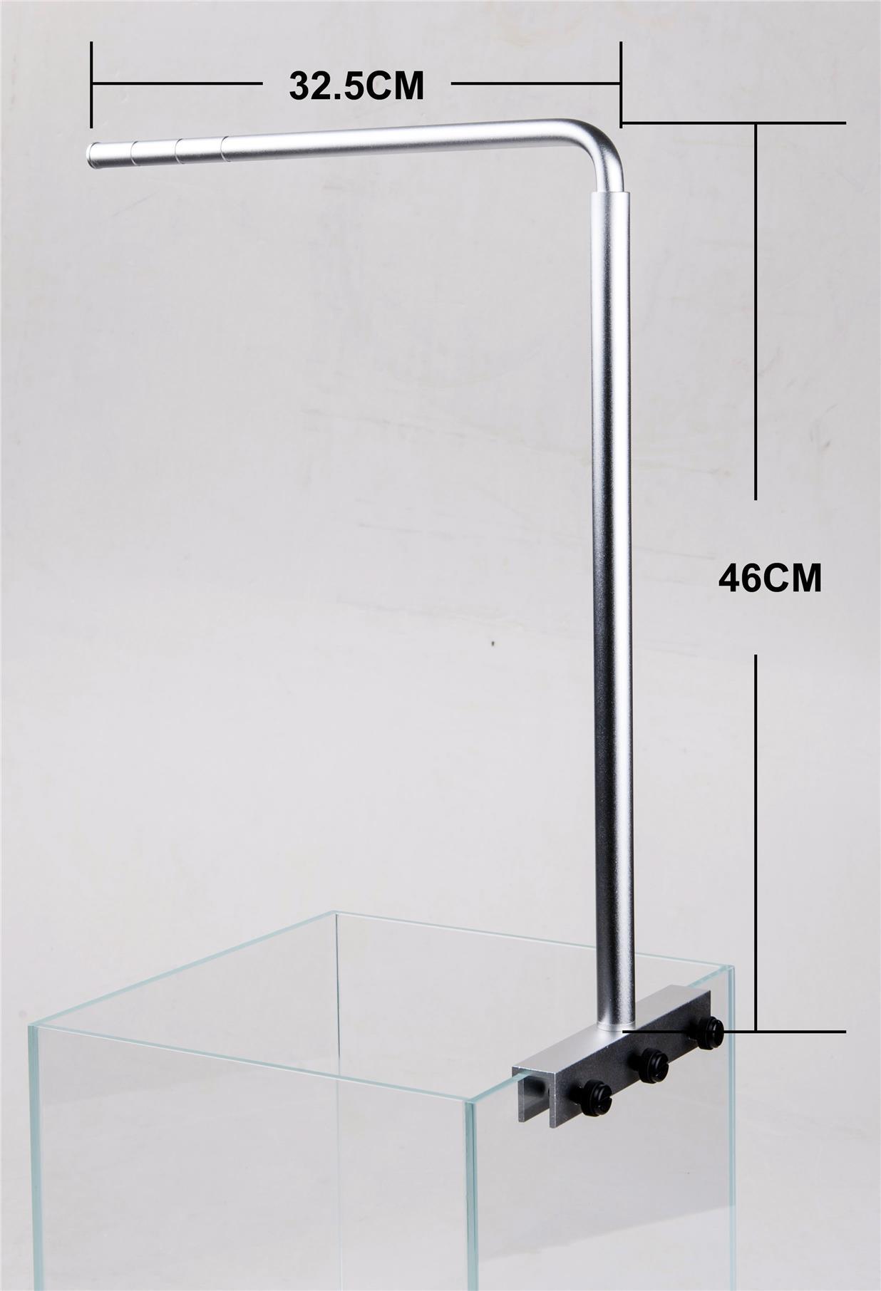 aquarium tube sapphire gallon bl uniquarium stand pin light