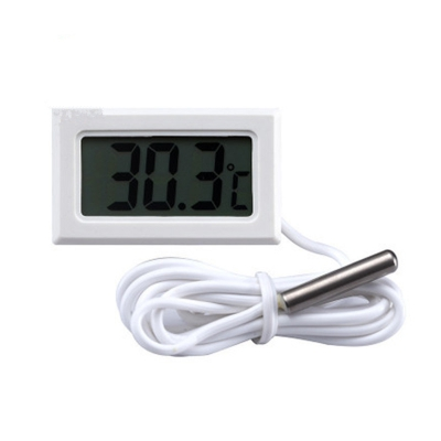 Aquarium Refrigerator Water Thermometer Thermometer with Water Resista..
