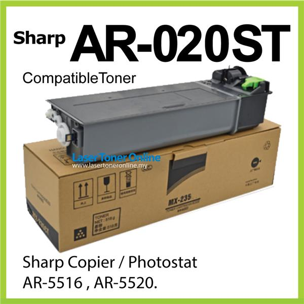AR-020ST Compatible Sharp AR5516 AR5520 AR 5516 5520 Photocopier toner
