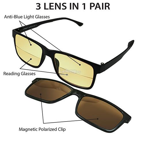 Archgon 3 Lens in 1 Pair * +3.0 (GL-R2101-K30)